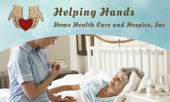 HELPING HANDS HOME HEALTH CARE AND HOSPICE