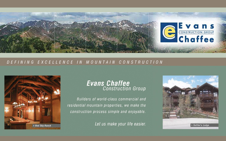 EVANS CHAFFEE CONSTRUCTION GROUP