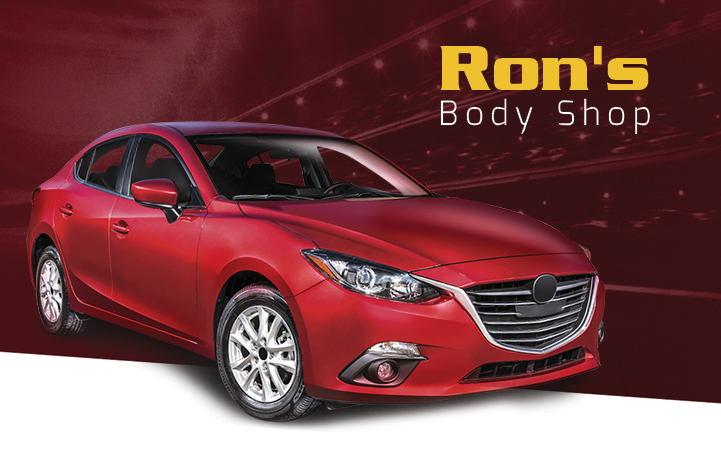 RON'S BODY SHOP INC