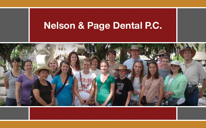 NELSON & PAGE DENTAL PC