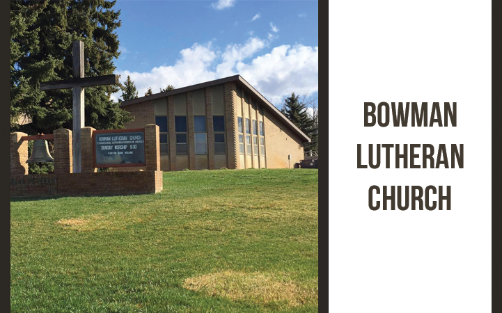 BOWMAN LUTHERAN CHURCH