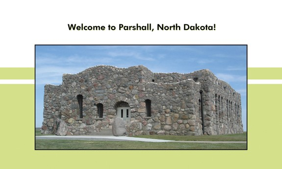 CITY OF PARSHALL