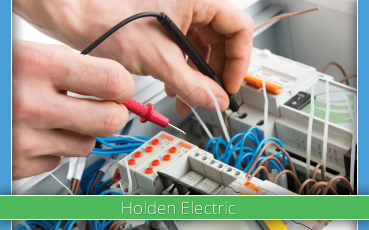 HOLDEN ELECTRIC, LLC