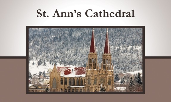 ST. ANN'S CATHEDRAL