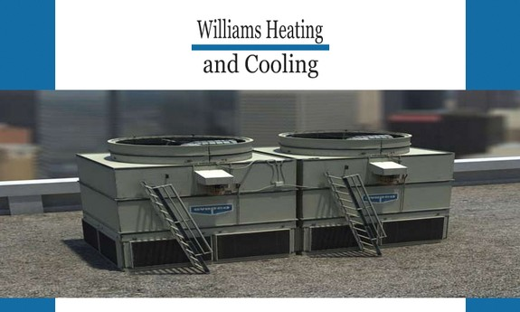 WILLIAMS HEATING & COOLING INC