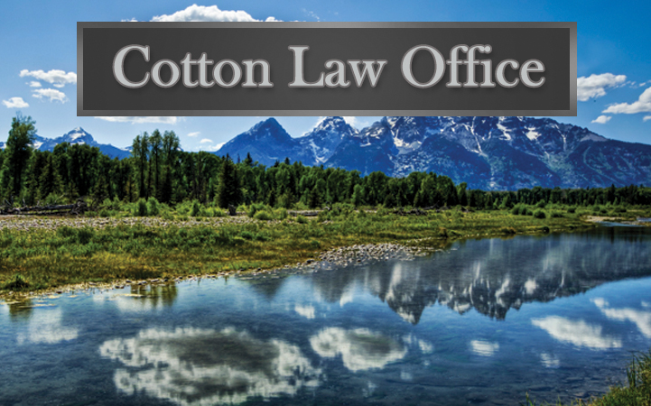COTTON LAW OFFICES