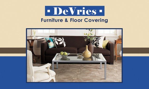 DEVRIES FURNITURE & FLOOR COVERING