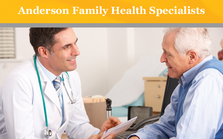 ANDERSON FAMILY HEALTH
