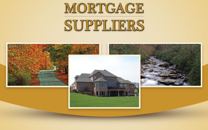 MORTGAGE SUPPLIERS