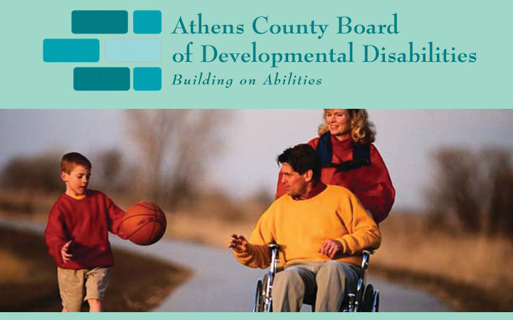 ATHENS COUNTY BOARD - DISABILITY