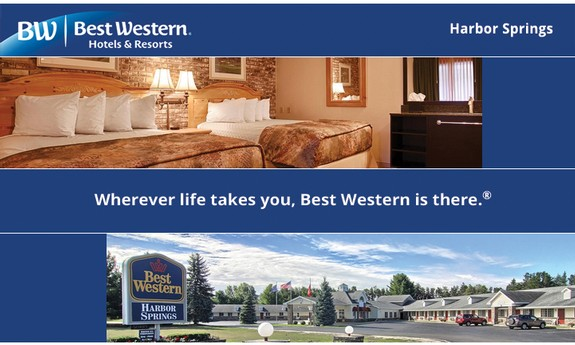 BEST WESTERN - HARBOR SPRINGS