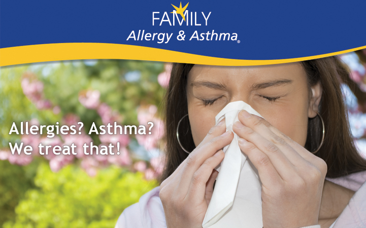 FAMILY ALLERGY & ASTHMA