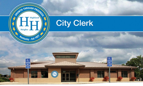 CITY OF HIGHLAND HEIGHTS CLERK