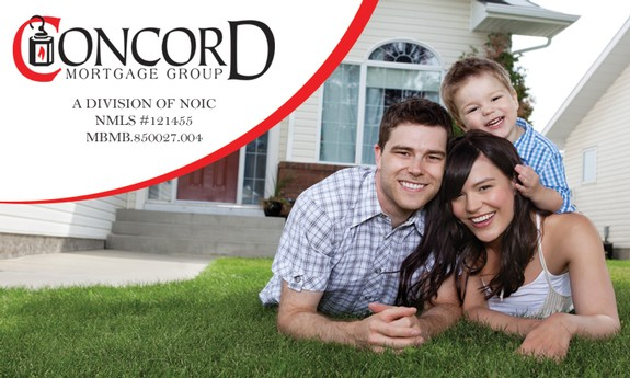 CONCORD MORTGAGE GROUP