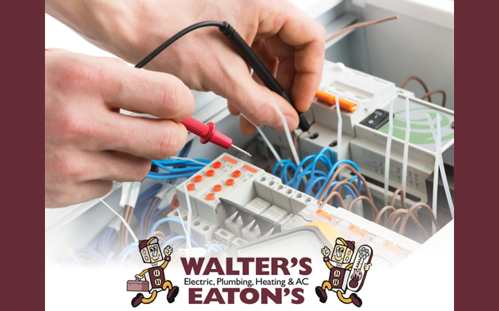 WALTER'S ELECTRIC & PLUMBING, INC