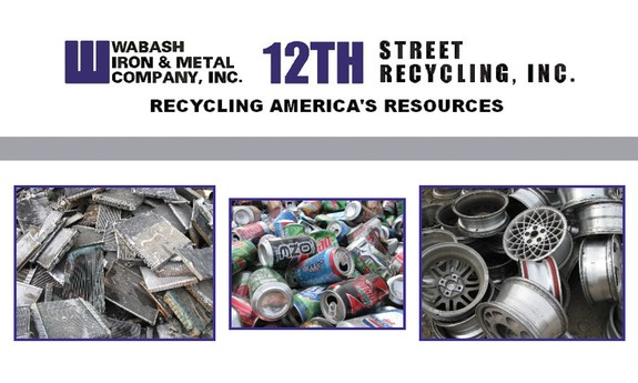 12TH STREET RECYCLING, INC.