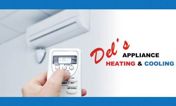 DEL'S ADRIAN APPLIANCE HEATING & COOLING