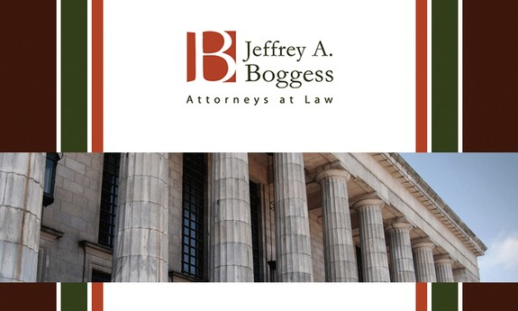 JEFFREY A. BOGGESS ATTORNEYS AT LAW