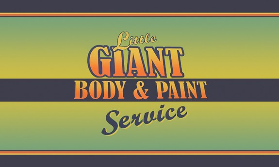 LITTLE GIANT BODY & PAINT SERVICE