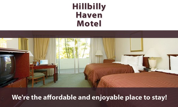 HILLBILLY HAVEN MOTEL
