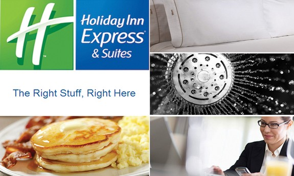 HOLIDAY INN EXPRESS & SUITES - YOUNGSTOWN