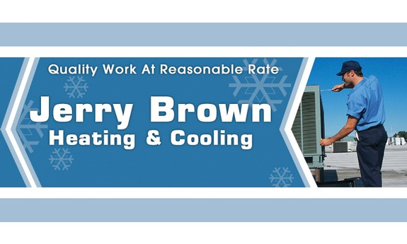 JERRY BROWN HEATING & COOLING
