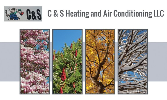 C & S HEATING & AIR CONDITIONING