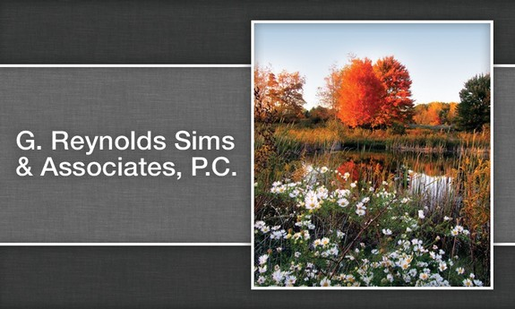 G. REYNOLDS SIMS AND ASSOCIATES, P.C.