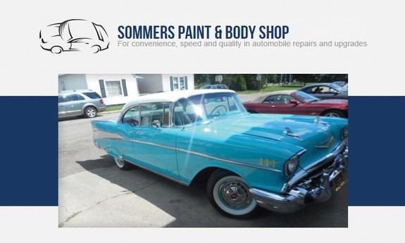 SOMMERS PAINT & BODY SHOP