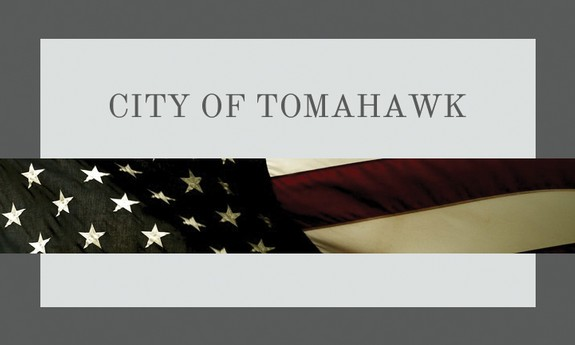 CITY OF TOMAHAWK PUBLIC WORKS