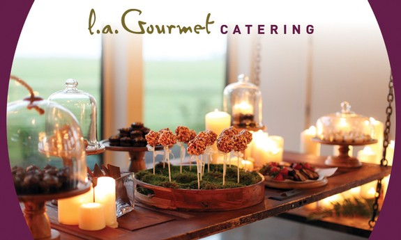 L. A. GOURMET CATERING