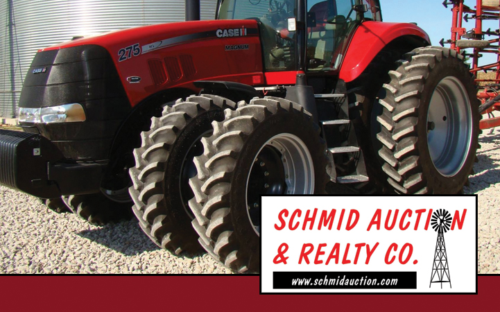 SCHMID AUCTION AND REALTY COMPANY