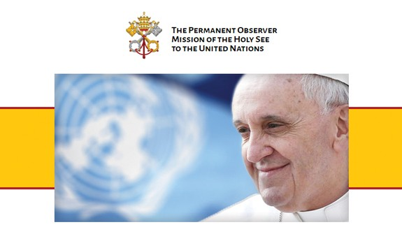 PERMANENT OBSERVER MISSION HOLY SEE UNITED NATIONS