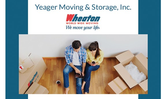 YEAGER MOVING & STORAGE INC