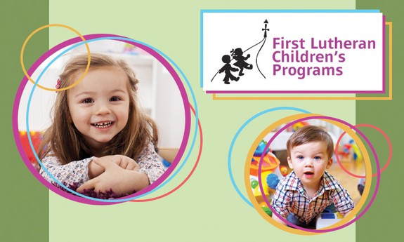 FIRST LUTHERAN CHILDRENS PROGRAM