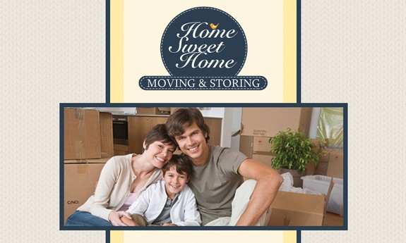 HOME SWEET HOME MOVING STORAGE