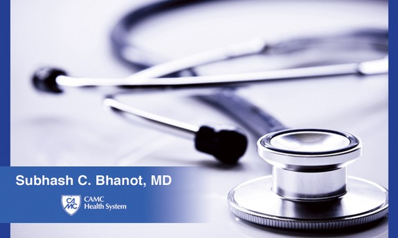 SUBHASH C. BHANOT, MD