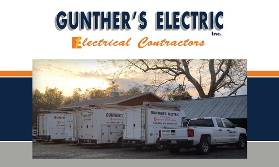 GUNTHER'S ELECTRIC, INC.