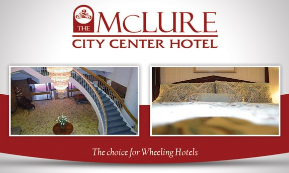 MCLURE HOTEL & CONFERENCE CENTER