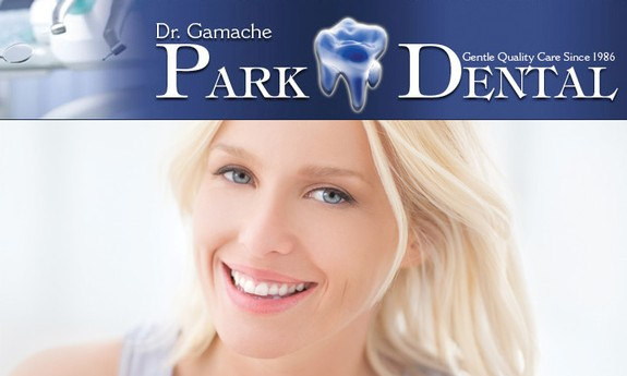 PARK DENTAL - DR. GAMACHE