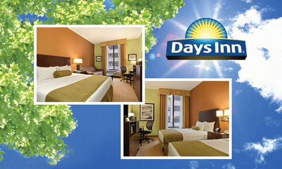 DAYS INN - INNER HARBOR