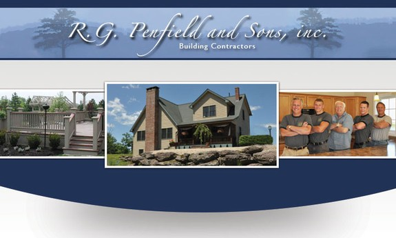 R.G. PENFIELD & SONS BUILDER