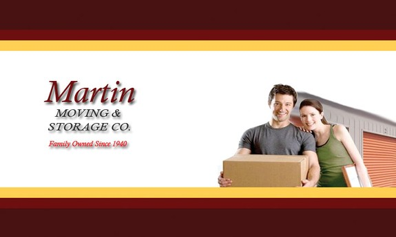 MARTIN MOVING & STORAGE COMPANY