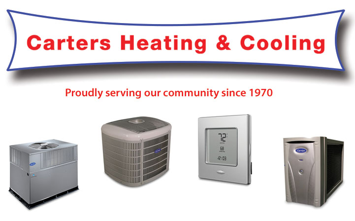 CARTER'S HEATING & COOLING