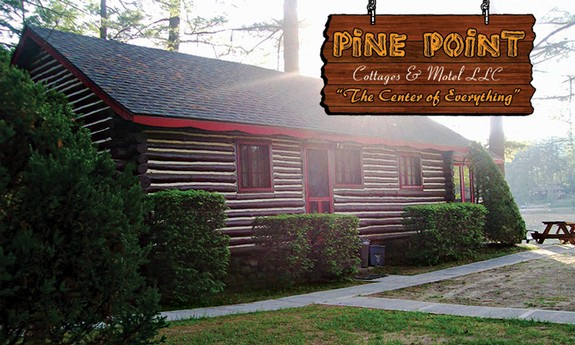 PINE POINT COTTAGES & MOTEL