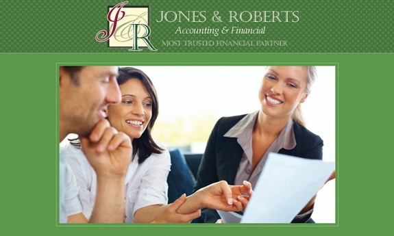 JONES & ROBERTS ACCOUNTING AND FINANCIAL