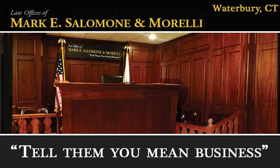 LAW OFFICES OF MARK E. SALOMONE & MORELLI
