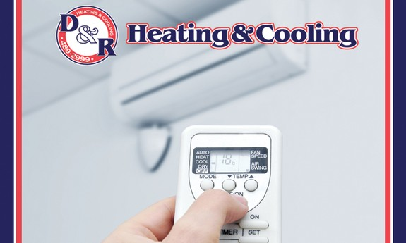 D&R HEATING AND COOLING