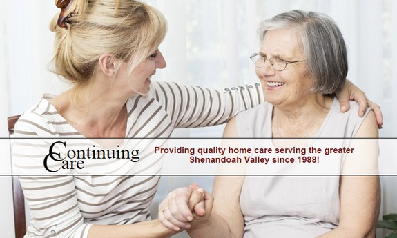 CONTINUING CARE HOME HEALTH SERVICES