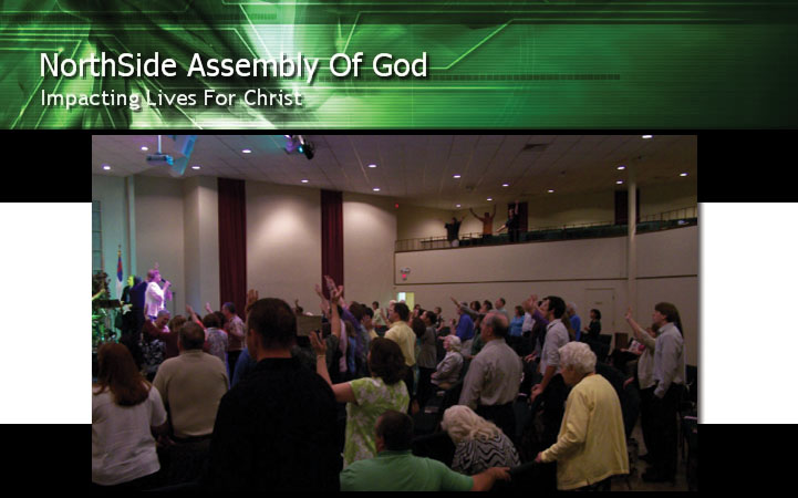 NORTHSIDE ASSEMBLY OF GOD CHURCH